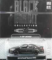 Greenlight collectibles black bandit%252c black bandit 6 2010 ford taurus sho model cars 39fd45a3 8375 40f3 b03a 9c81b481fb3d medium