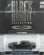 Greenlight collectibles black bandit%252c black bandit 8 2012 chevrolet copo camaro model cars 5cd5e5df 2c47 4e6f 839d 18484767374f medium