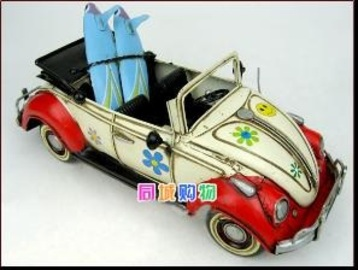 1952 Volkswagen Convertible Bug | Model Cars