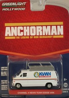 Greenlight collectibles channel 4 news team dodge van model cars a58ca82c 1598 4994 a12d 3ccfae247e8f medium