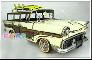 1965 Ford Country Squire | Model Cars