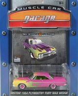Greenlight collectibles muscle car garage%252c muscle car garage 4a custom 1964 plymouth fury max wedge model cars 420fd804 7c38 42ab 858e fc6762cf9ff6 medium