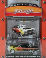 Greenlight collectibles muscle car garage%252c muscle car garage 2 custom 1965 dodge coronet 500 model cars 1a3e348c 3c2d 483b a055 6aee26a071da medium