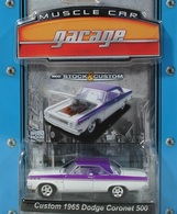 Greenlight collectibles muscle car garage%252c muscle car garage 7 custom 1965 dodge coronet 500 model cars 9b828f28 ca7f 44f6 8e1f 7d4eba7da379 medium