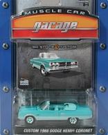 Greenlight collectibles muscle car garage%252c muscle car garage 4a custom 1966 dodge hemi coronet model cars 4be6296f 4ba3 421d 82e2 51972babf89a medium