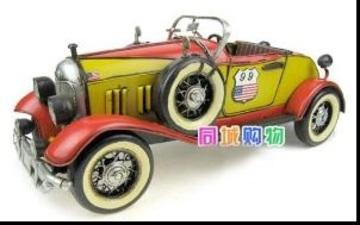 1946 American Vintage Car | Model Cars