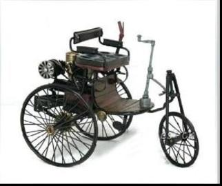 1886 Benz | Model Cars