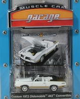 Greenlight collectibles muscle car garage%252c muscle car garage 7 custom 1972 oldsmobile 442 convertible model cars fb5d3a6e 163c 4012 93e5 04f9028cd904 medium