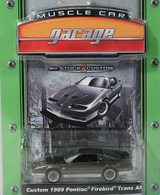 Greenlight collectibles muscle car garage%252c muscle car garage 6 custom 1989 pontiac firebird trans am model cars b0245a8f f269 4164 ac20 ad81388be8cc medium