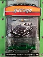 Greenlight collectibles muscle car garage%252c muscle car garage 6 custom 1989 pontiac firebird trans am model cars c48368d5 7a2d 4661 afb1 752fb9a91a3c medium