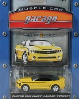Greenlight collectibles muscle car garage%252c muscle car garage 3 custom 2006 chevy camaro concept model cars ffcad58e 04a9 4649 817b 94a5a2c742c2 medium