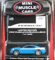 Greenlight collectibles custom chevrolet camaro concept model cars 1a04a7aa b0a5 4e21 b129 8bfab6b4a6b0 medium