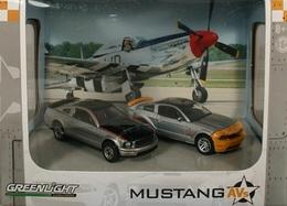 Ford Mustang AVs | Model Cars