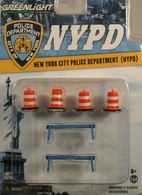 NYPD Road Accessory Pack | Model Cars