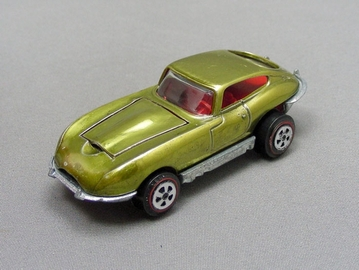 Custom Jaguar XKE | Model Cars
