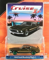 Greenlight collectibles cruise in%252c cruise in 1 1969 ford mustang mach 1 model cars 5674243f eb37 404b 8819 cc5d82b1dfc1 medium