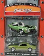 Greenlight collectibles muscle car garage%252c muscle car garage 1 1970 1%252f2 chevy camaro z%252f28 model cars 70846da0 b9c9 4bcc a258 dbd5d23d2cb7 medium
