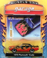 Greenlight collectibles up in flames%252c up in flames 1 1970 plymouth cuda model cars 15168877 9501 47a1 917d af14a153cbaa medium