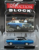 Greenlight collectibles auction block%252c auction block 7 1970 plymouth road runner model cars 29e364a7 b2bd 4e6f b8f4 9c7ee248059f medium