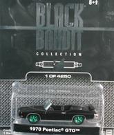 Greenlight collectibles black bandit%252c black bandit 3 1970 pontiac gto model cars 767bba4c a459 4a2f 8556 176de151d621 medium