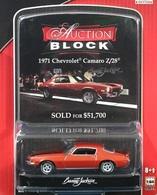 Greenlight collectibles auction block%252c auction block 9 1971 chevrolet camaro z%252f28 model cars 49498306 238e 49f1 9e80 7777b94f9cfd medium