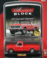 Greenlight collectibles auction block%252c auction block 13 1971 chevrolet cheyenne model cars 93daf3a0 19b3 4b0a 9069 d7100556479c medium