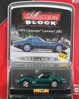 Greenlight collectibles auction block%252c auction block 14 1971 chevrolet corvette zr2 model cars 8d347761 aada 45c7 a218 eb22e625b427 medium