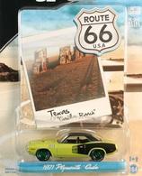 Greenlight collectibles route 66%252c route 66 1 1971 plymouth cuda model cars 4352bb5c b3ac 464a aba5 f7043b4c6c58 medium