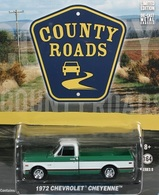 Greenlight collectibles country roads%252c country roads 9 1972 chevrolet cheyenne model cars 424826dc 3b8c 4bc0 ae49 72f9b8fa1826 medium