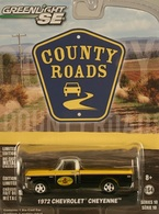 Greenlight collectibles country roads%252c country roads 10 1972 chevrolet cheyenne model cars 75742e8e 1d58 42c3 aded e3f522769131 medium