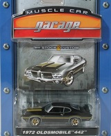 Greenlight collectibles muscle car garage%252c muscle car garage 3 1972 oldsmobile 442 model cars 0f80263c cf17 4ed0 899c 326e9a0fd92c medium