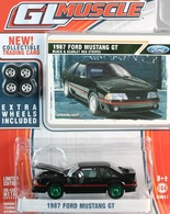 Greenlight collectibles gl muscle%252c gl muscle 1 1987 ford mustang gt model cars 96697f0b b258 4ed7 8ebf 48ae10fa99c9 medium