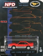 Greenlight collectibles 1987 ford mustang gt model cars 18ef5154 a589 457b 8be0 c24573d4ed68 medium