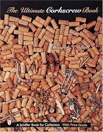 The Ultimate Corkscrew Book | Books