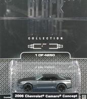 Greenlight collectibles black bandit%252c black bandit 3 2006 chevrolet camaro concept model cars e999f817 201f 45ce b22d 1cfd17d5b2ee medium