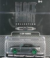 Greenlight collectibles black bandit%252c black bandit 3 2006 chevrolet camaro concept model cars 67705828 2764 4063 8b7d a59c5a6509dc medium