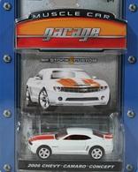 Greenlight collectibles muscle car garage%252c muscle car garage 3 2006 chevy camaro concept model cars 6bfdfbf2 aa4b 4a1d a08d 7739d244942e medium