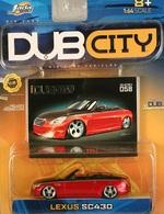 Jada dub city%252c dub city wave 6 lexus sc430 model cars 6d77fcd8 0fbb 48f2 a61c 48855012dc3e medium