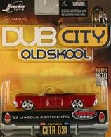 Jada dub city old skool%252c dub city old skool wave 3 63 lincoln continental model cars 64725e49 1627 4c36 8edf 1ed983ea4cd2 medium