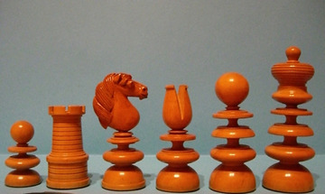 St. George Set | Chess Sets & Boards