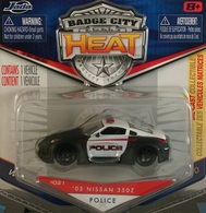 Jada badge city heat%252c badge city heat wave 2 2003 nissan 350z model cars ee84738f 77d1 4b2b 9708 1be1f239cc4d medium