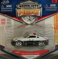 Jada badge city heat%252c badge city heat wave 2 2003 nissan 350z model cars ec340bbc 6ad5 4564 a31d 27678f58bba4 medium
