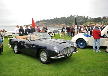 Aston Martin Short Chassis Volante | Cars | The volante was the idol on 1970's.