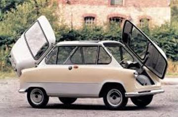 Zündapp Janus | Cars