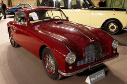 Aston Martin DB2 | Cars