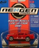 Jada nexgen muscle%252c nexgen muscle wave 1 2008 ford shelby gt 500kr model cars 66438cbe 5079 4ede a2b5 f41ca006f40f medium