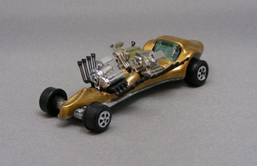 Triple Threat Dragster | Model Racing Cars