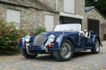 Morgan Plus 4 | Cars | Morgan Plus 4 in Blue