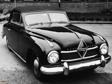 Borgward Hansa 1500 | Cars
