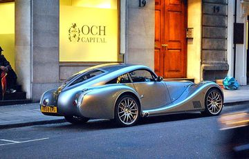 Morgan Aero 8 Model Series I | Cars